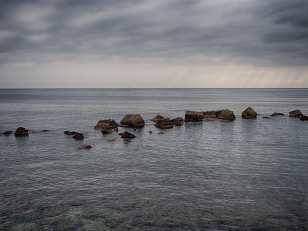 ortigia: Coastline in Ortigia