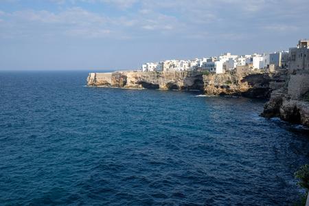 Polignano Coastline