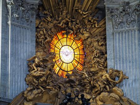 Vatikanisches Fenster