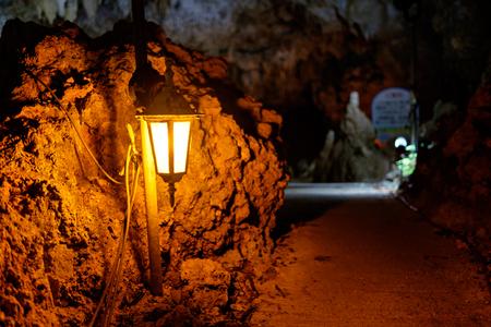 mysterious cave on ishigaki Island