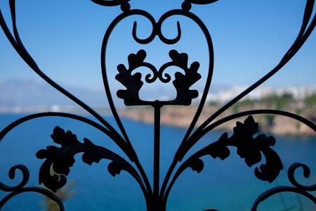 Antalya Raster im Hafen