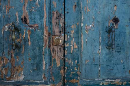 old door in Murano