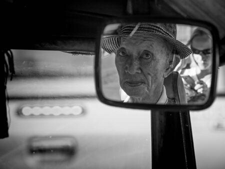 Tuk Tuk Driver Editorial