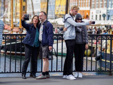 Couples in Copenhagen