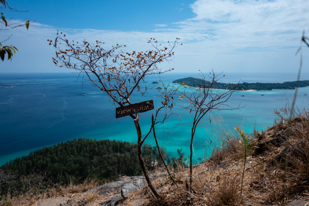 Ko Adang Island near Koh Lipe, Thailand. Фото со стока