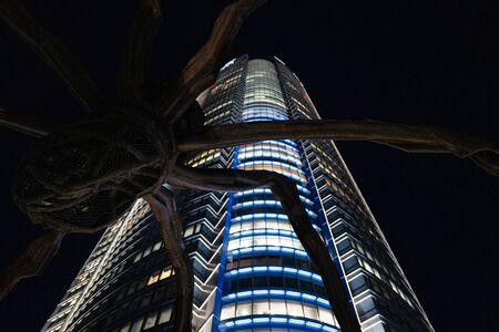 Mori Tower in Tokyo