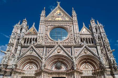 The Santa Maria della Scala church in Siena