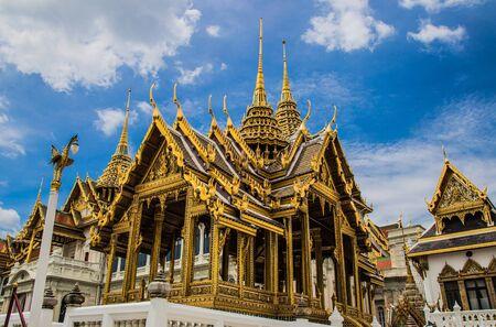 views in Bangkok in Thailand