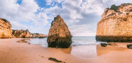 Portugal East coast and beaches, in Europe