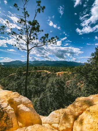 Pai Canyon in Mae Hong Son, Chiang Mai, Thailand