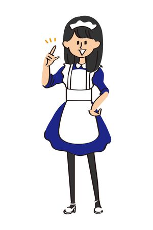maid clothes women suggestions Ilustrace