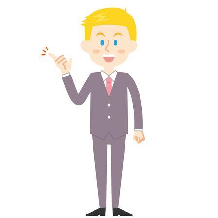 American Businessman Proposal
