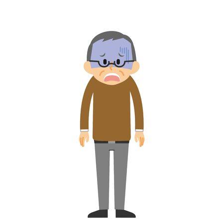 grandfather shock