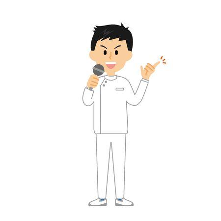 15 Series_Caregiver Man Speech
