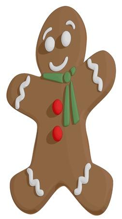 gingerbread: Gingerbread Man