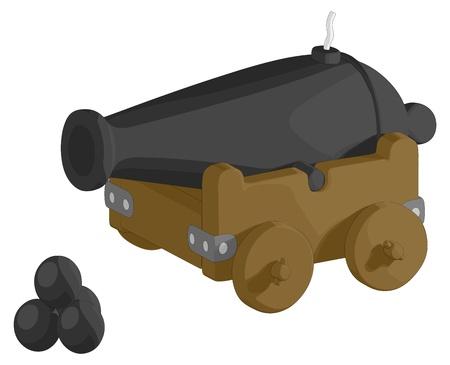 Cannon Ilustração