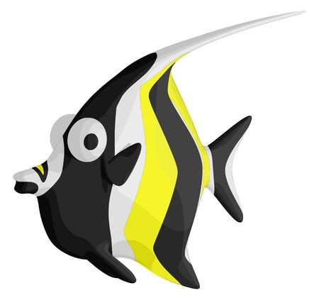 moorish idol: Tropical Fish