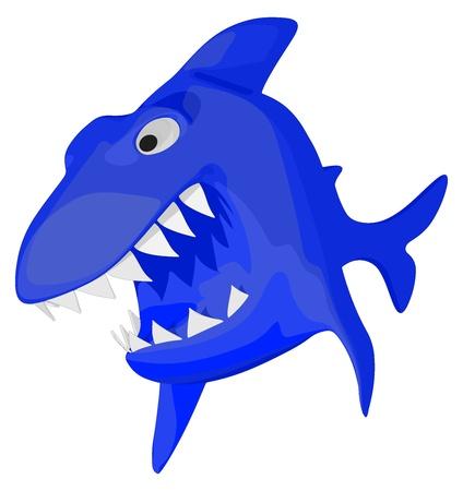 Shark Ilustração