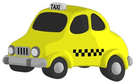 택시 스톡 콘텐츠 - 21662912