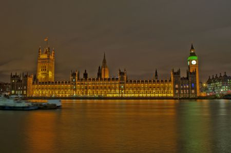parliaments: Houses of Parliaments - London, England