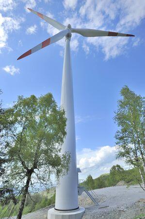 megawatt: wind turbines