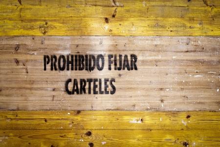 posting: Posters de Publicaci�n prohibido en espa�ol