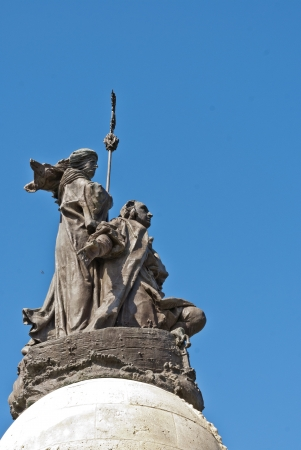 christopher: Christopher Columbus Statue, Valladolid, Spain
