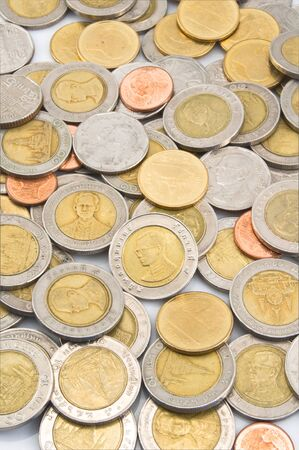 Thai Coins photo
