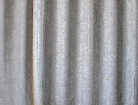 industrial: Zinc galvanized grunge metal texture Stock Photo