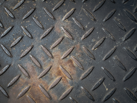 checker plate: Checker plate texture