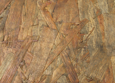 osb: Oriented strand board (osb board) texture background Stock Photo
