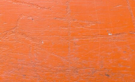 faded: Grunge texture background of orange concrete wall, use for background