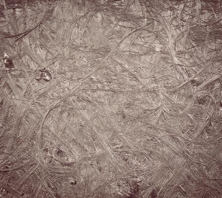 fibra de vidrio: La textura de la vieja y sucia de la fibra de vidrio de la carrocería del vehículo aerodinámico parte el uso como fondo, efecto de filtro de color