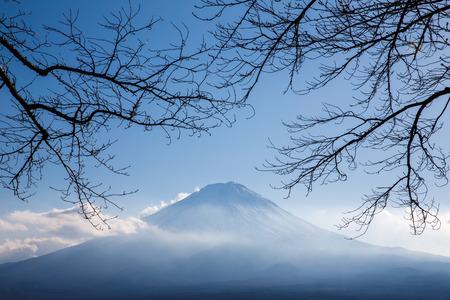unesco: Mountain Fuji at Yamanashi Japan