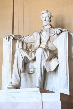abraham: Abraham Lincoln monument in Washington, DC