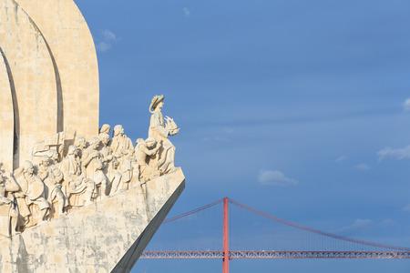 Monument aux découvertes, Lisbonne, Portugal, Europe Banque d'images