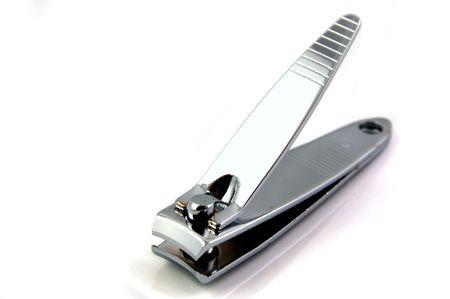 smoothen: Silver Nail Clipper