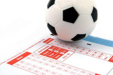 punter: Football Betting Slip