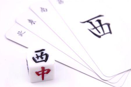 mahjong: Chinese Mahjong Game - West Direction