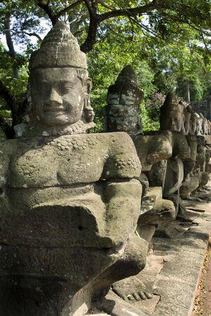 thom: Guardians in Angkor Thom