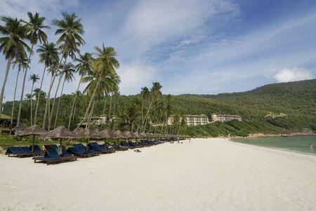 pulau: Beach Resort in Pulau Redeng