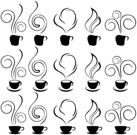 coffee-cup Stock Vector - 4462008