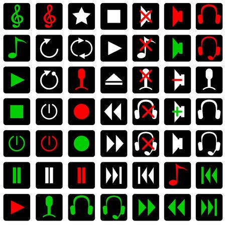 button multimedia