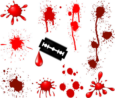 blood lust Stock Vector - 4658280