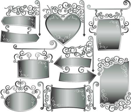 marco de plata