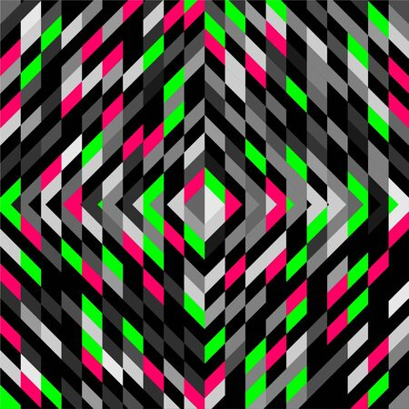 style geometric: Colorful Geometric Abstract Background