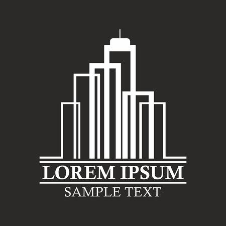 Building logo design.