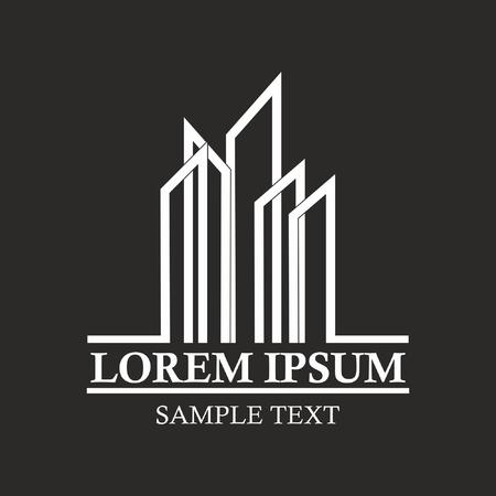 logo: Building logo design.