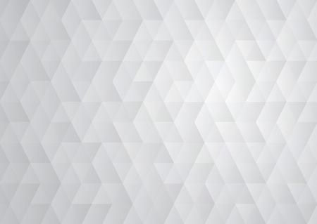 stile: stile geometrico astratto sfondo grigio Vettoriali