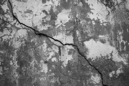 muro rotto: struttura della parete rotto o di sfondo Archivio Fotografico